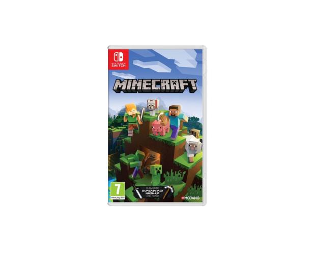 Switch Minecraft: Nintendo Switch Edition - 436013 - zdjęcie