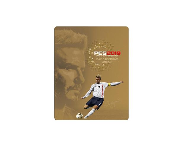 Techland PES 2019 David Beckham Edition  - 438928 - zdjęcie