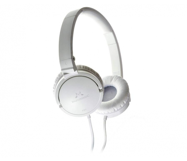 SoundMagic P21 White - 439281 - zdjęcie