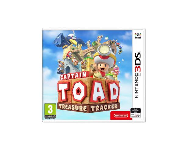 Nintendo Captain Toad: Treasure Tracker - 439230 - zdjęcie