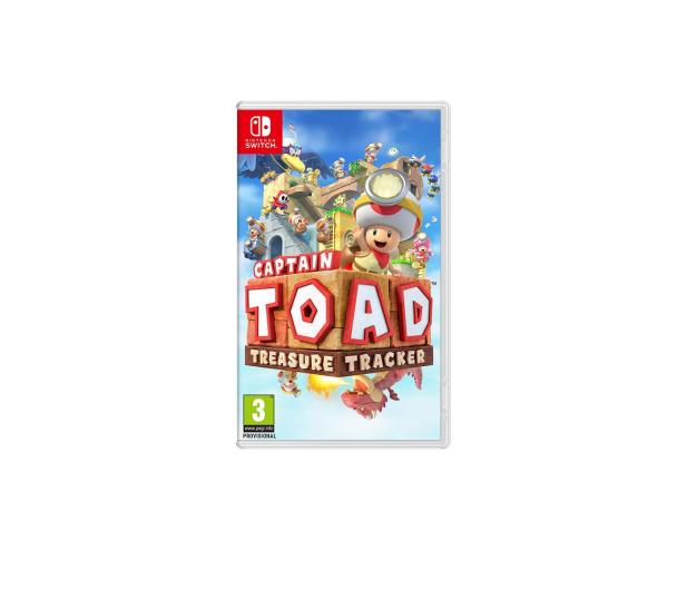 Switch Captain Toad: Treasure Tracker - 439229 - zdjęcie