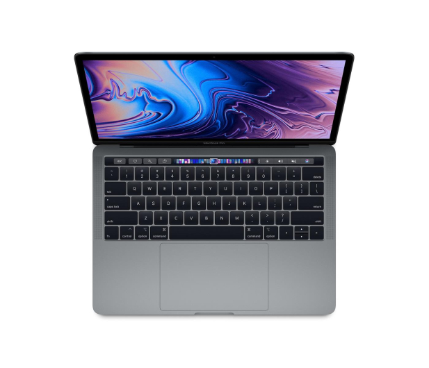 Apple MacBook Pro i5 2,3GHz/8GB/256/Iris 655 Space Gray - 439428 - zdjęcie