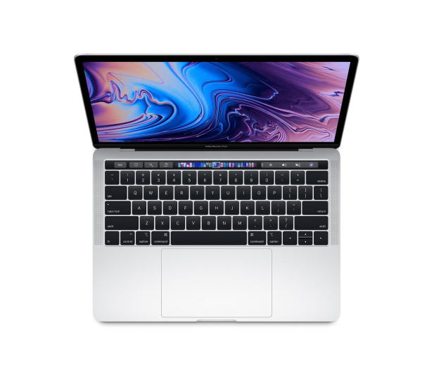 Apple MacBook Pro i5 2,3GHz/8GB/256/Iris 655 Silver - 439432 - zdjęcie