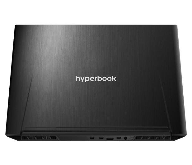 Hyperbook Z15 PULSAR i7-8750H/8GB/1TB GTX1060 144Hz - 439036 - zdjęcie 3