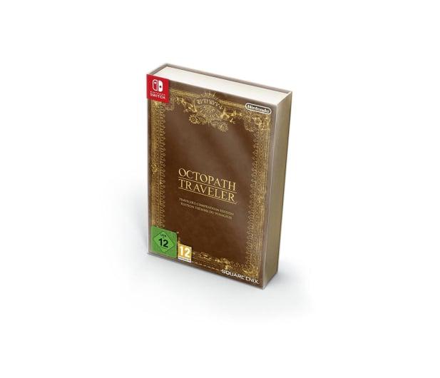Nintendo Octopath Traveler: Traveler's Compendium Ed   - 437134 - zdjęcie