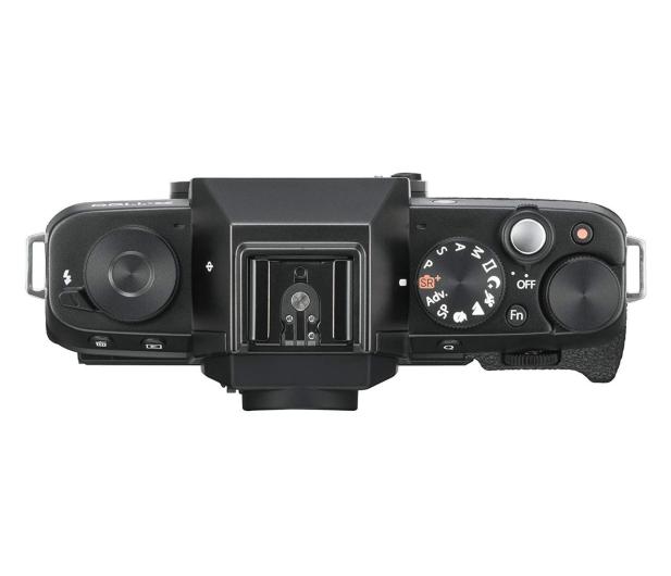 Fujifilm X-T100 czarny body  - 438318 - zdjęcie 4