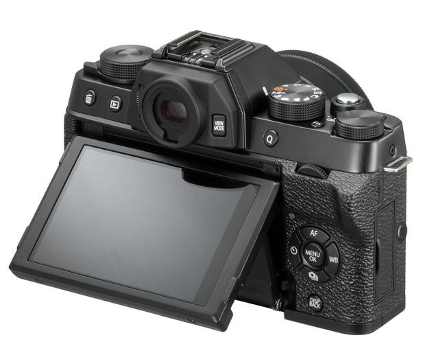 Fujifilm X-T100 czarny body  - 438318 - zdjęcie 3