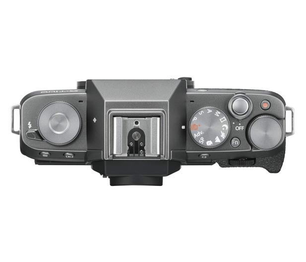 Fujifilm X-T100 srebrny body  - 438320 - zdjęcie 4