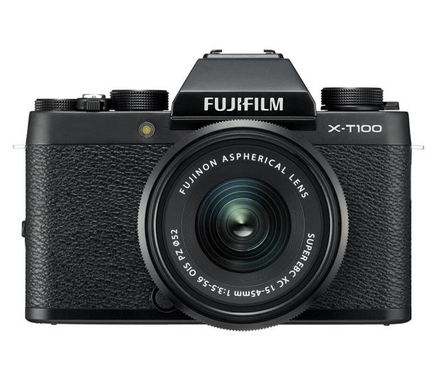 Fujifilm X-T100 + XC 15-45mm f/3.5-5.6 OIS PZ czarny - 438319 - zdjęcie