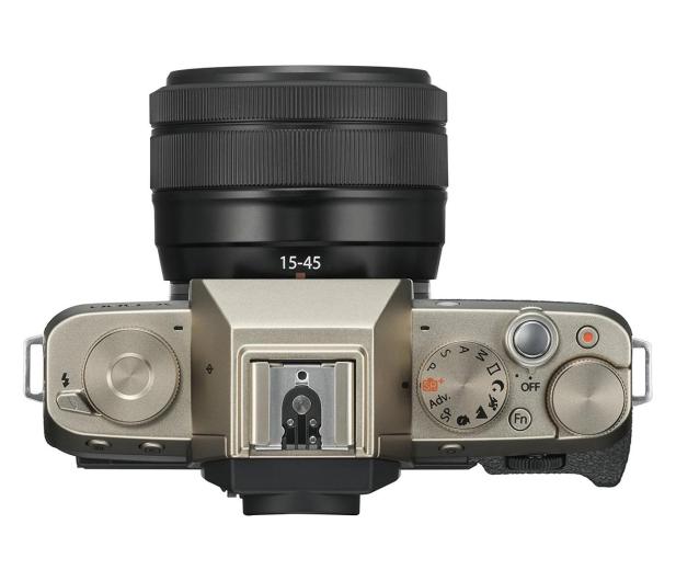 Fujifilm X-T100 + XC 15-45mm f/3.5-5.6 OIS PZ złoty - 438323 - zdjęcie 4