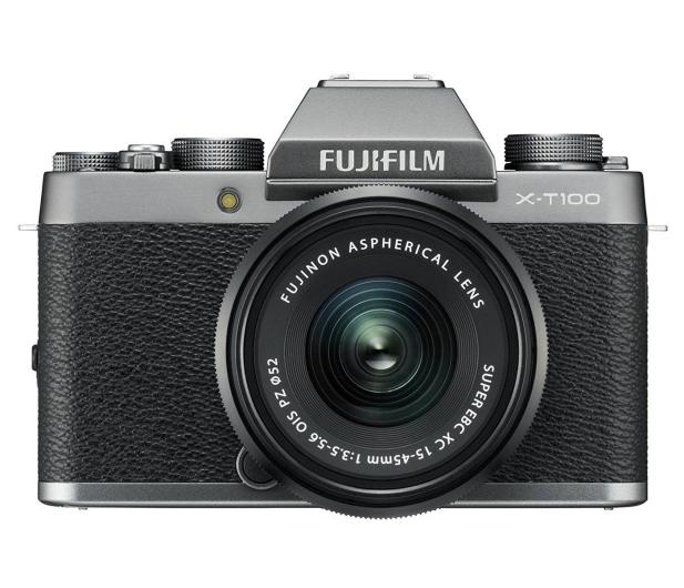 Fujifilm X-T100 + XC 15-45mm f/3.5-5.6 OIS PZ srebrny - 438321 - zdjęcie