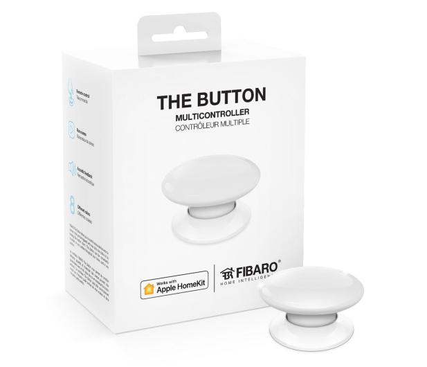 Fibaro The Button kontroler scen biały (HomeKit) - 437987 - zdjęcie