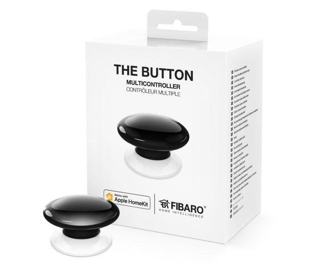 Fibaro The Button kontroler scen czarny (HomeKit) - 437990 - zdjęcie 2