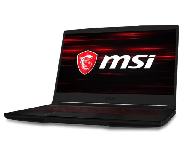 MSI GF63 i7-8750H/16GB/1TB+240 GTX1050Ti IPS  - 448059 - zdjęcie 2