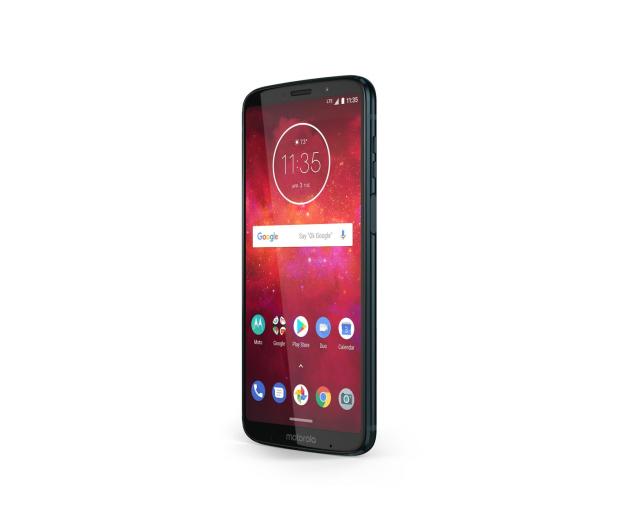 Motorola Moto Z3 Play 4/64GB Dual SIM granatowy +power pack - 439250 - zdjęcie 6