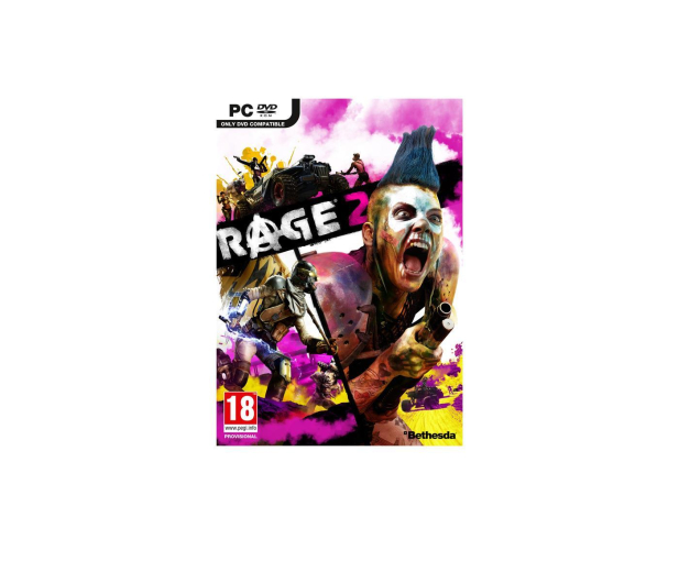 PC Rage 2 Collector's Edtion - 439848 - zdjęcie