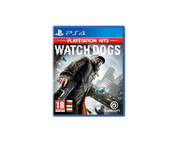 Ubisoft Watch Dogs PLAYSTATION HITS - 439258 - zdjęcie