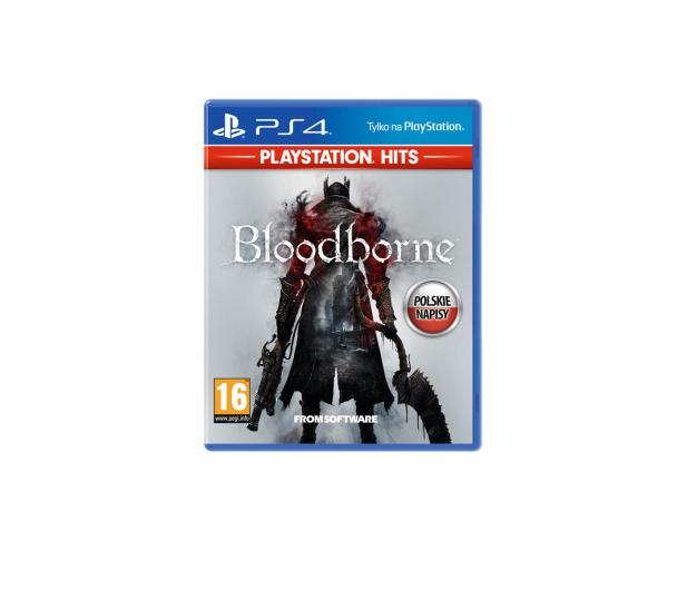 Sony BLOODBORNE - PS4 HITS  - 439906 - zdjęcie
