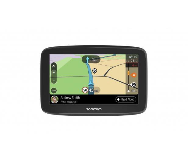 """TomTom GO Basic 5"""" dożywotnio Mapy Europy - 431825 - zdjęcie"""