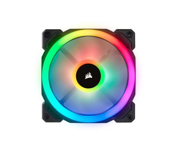Corsair LL120 RGB LED Static Pressure 120 mm PWM - 398970 - zdjęcie