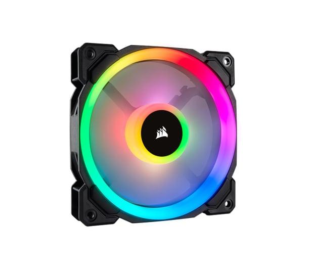 Corsair LL120 RGB LED Static Pressure 120 mm PWM - 398970 - zdjęcie 3