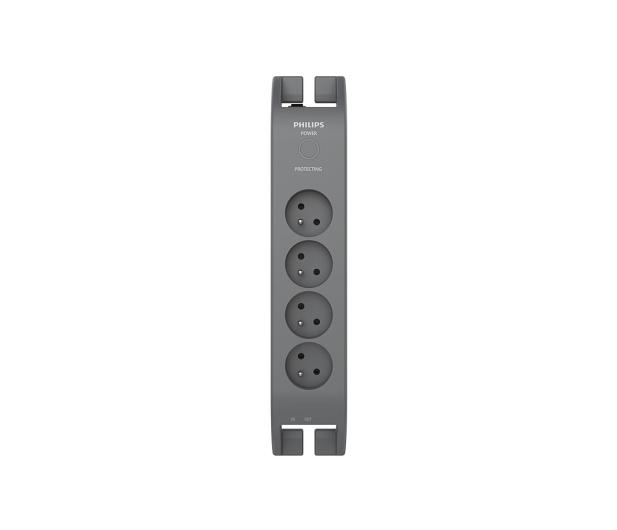 Philips Listwa zasilająca 3 x PL 2m + RJ-11 - 435081 - zdjęcie 2
