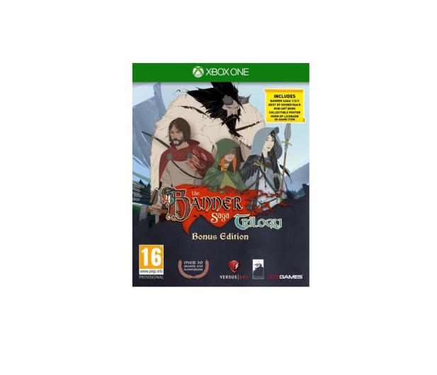 Techland The Banner Saga Trilogy: Bonus Edition - 440033 - zdjęcie