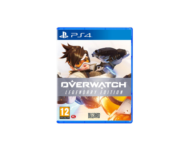 PlayStation Overwatch LEGENDARY EDITION - 440352 - zdjęcie