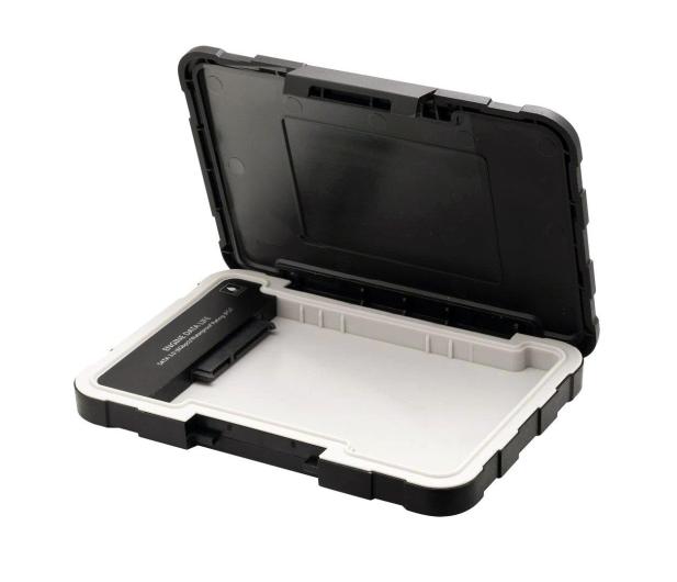 """ADATA Obudowa do dysku 2.5"""" ED600 (USB 3.1, czarny)  - 436649 - zdjęcie 3"""