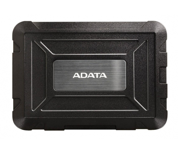 """ADATA Obudowa do dysku 2.5"""" ED600 (USB 3.1, czarny)  - 436649 - zdjęcie"""