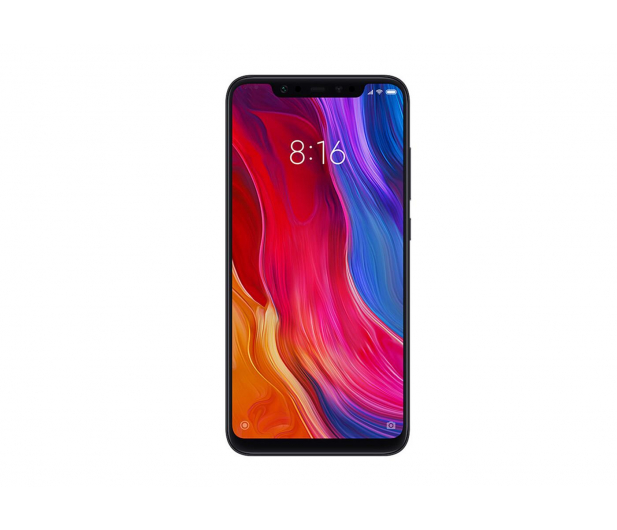 Xiaomi Mi 8 6/64GB Black - 440802 - zdjęcie 2