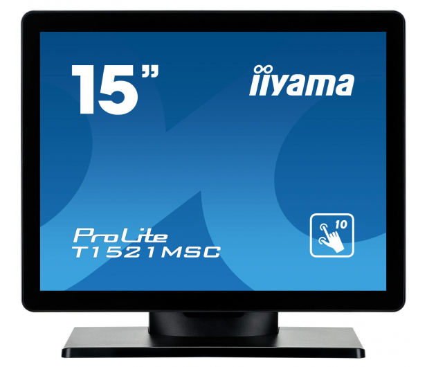 iiyama T1521MSC-B1 dotykowy - 440248 - zdjęcie 9