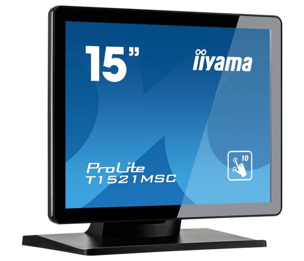 iiyama T1521MSC-B1 dotykowy - 440248 - zdjęcie 2