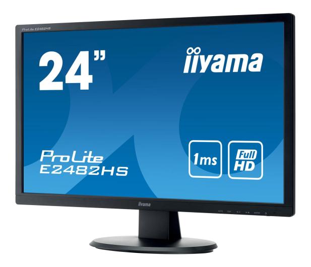 iiyama E2482HS-B1 - 440514 - zdjęcie 3