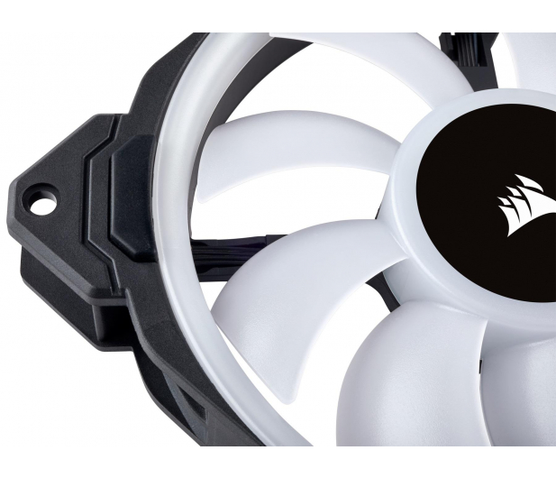 Corsair LL140 RGB LED Static Pressure 140 mm PWM (dwupak) - 398978 - zdjęcie 2