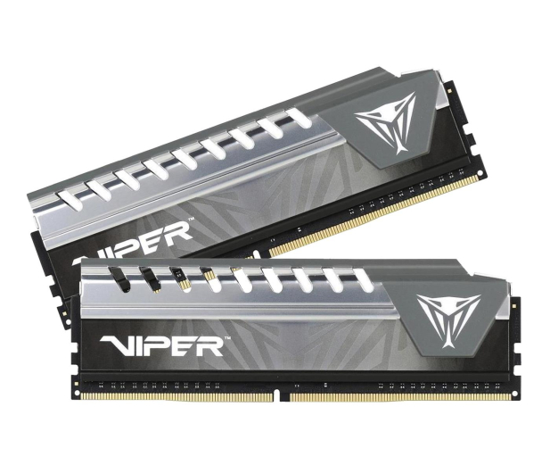 Patriot 16GB (2x8GB) 2666MHz CL16 Viper Elite Grey - 437594 - zdjęcie 3