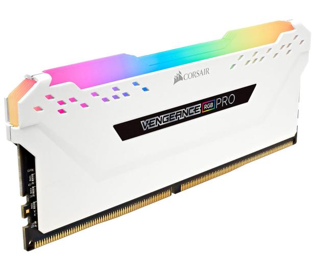 Corsair 32GB (2x16GB) 3200MHz CL16 Vengeance White RGB PRO - 452271 - zdjęcie 3