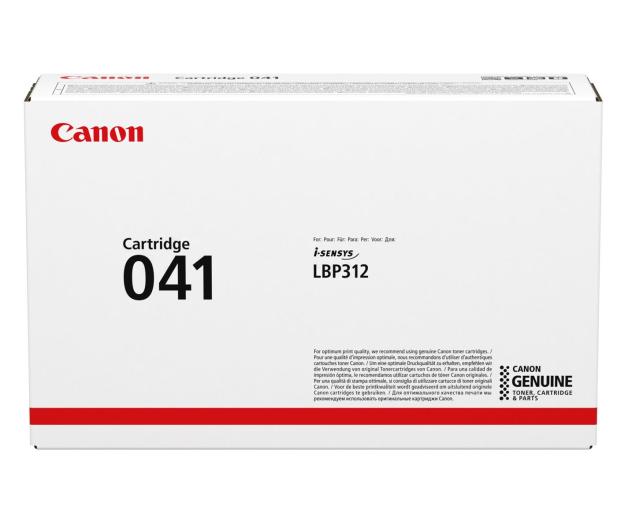Canon CRG-041 Black 10000 str. - 435058 - zdjęcie