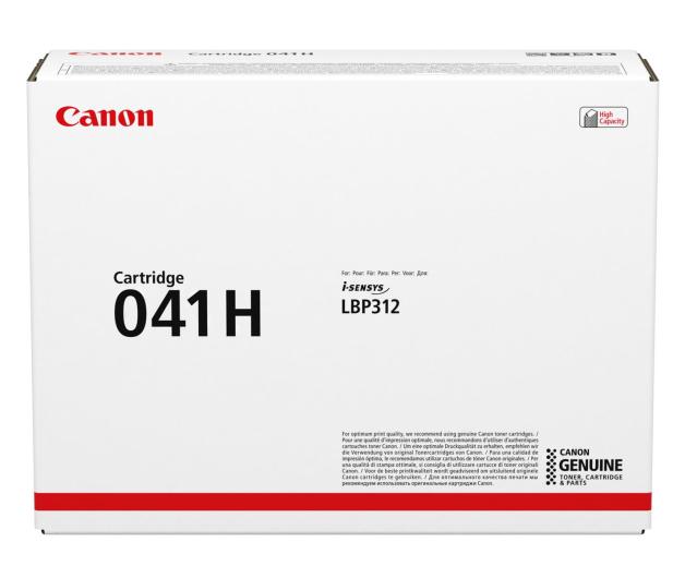 Canon CRG-041H Black 20000 str.  - 435060 - zdjęcie