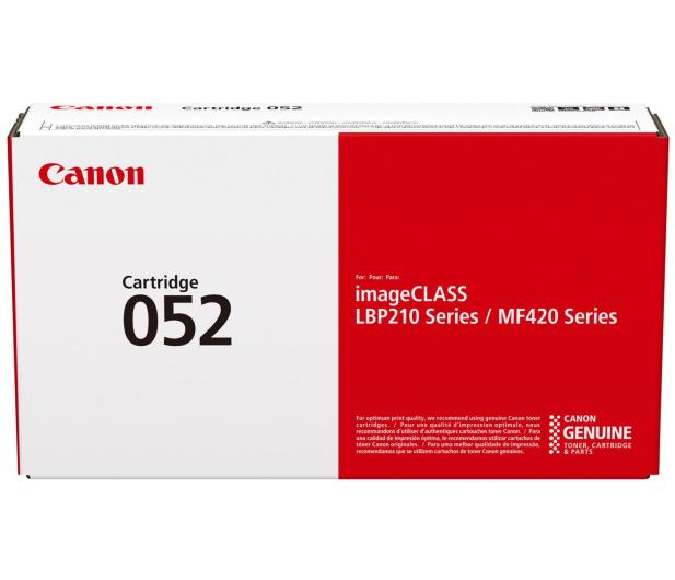 Canon CRG-052 Black 3100 str. (2199C002) - 435056 - zdjęcie