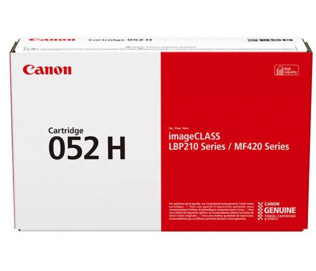 Canon CRG-052H Black 9200 str.  - 435057 - zdjęcie