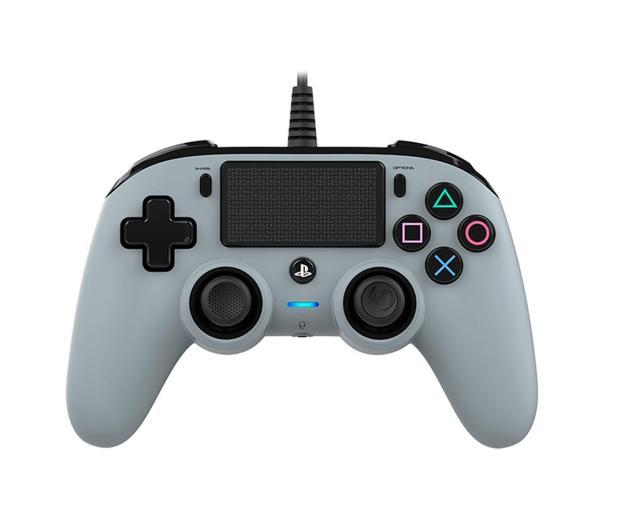 Nacon PlayStation 4 Compact Grey - 440788 - zdjęcie