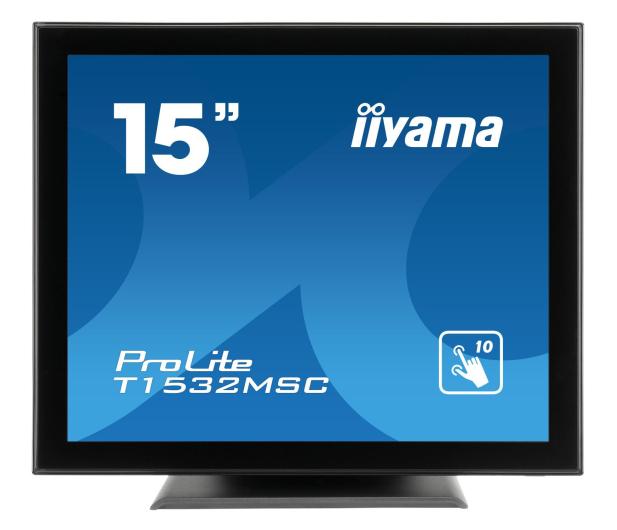 iiyama T1532MSC-B5X dotykowy - 440406 - zdjęcie 9