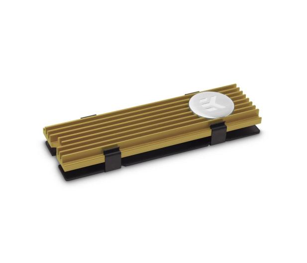 EKWB EK-M.2 NVMe Heatsink - gold - 439686 - zdjęcie
