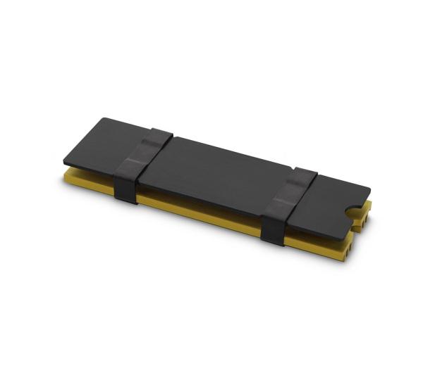EKWB EK-M.2 NVMe Heatsink - gold - 439686 - zdjęcie 2