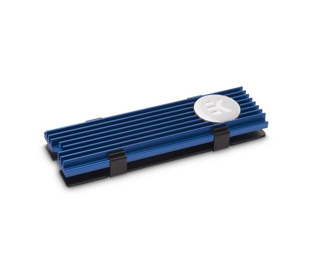 EKWB EK-M.2 NVMe Heatsink - blue - 439683 - zdjęcie