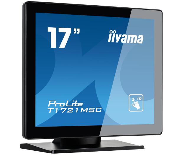 iiyama T1721MSC-B1 dotykowy - 440407 - zdjęcie 2