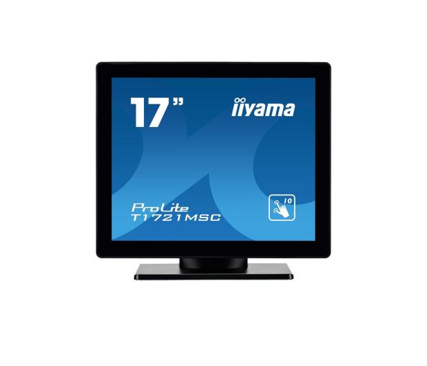 iiyama T1721MSC-B1 dotykowy - 440407 - zdjęcie