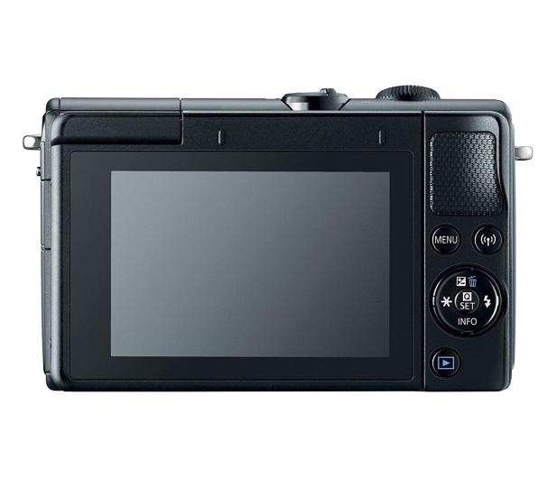 Canon EOS M100 EF-M 15-45mm IS STM czarny + Irista 50GB - 440424 - zdjęcie 7