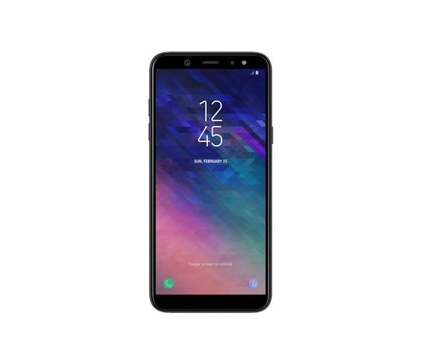 Samsung Galaxy A6 A600F 2018 3/32GB Dual SIM Black - 423911 - zdjęcie 2